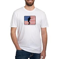 American Mens Tennis Shirt