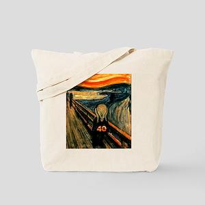 Scream 40th Tote Bag