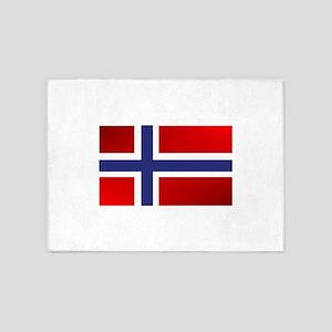 Simply Norwegian 5'x7'Area Rug