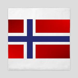 Simply Norwegian Queen Duvet