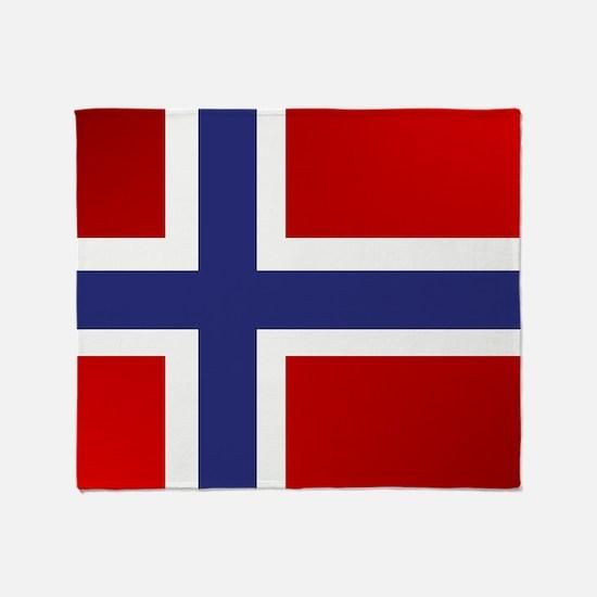 Simply Norwegian Throw Blanket