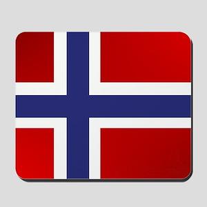 Simply Norwegian Mousepad