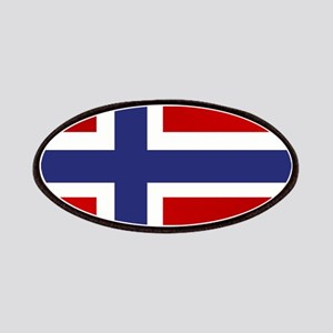 Simply Norwegian Patch