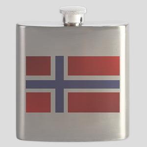 Simply Norwegian Flask