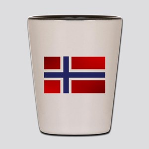 Simply Norwegian Shot Glass