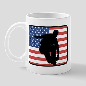 American Inline Skating Mug