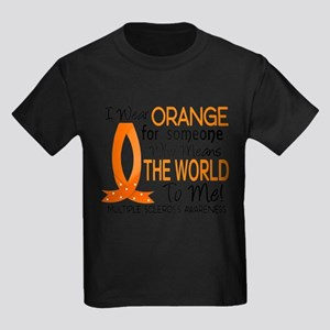 Means World To Me 1 Multiple Sclerosis T-Shirt