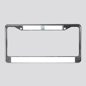 Tax the Rich License Plate Frame