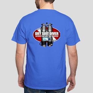 Dry Suit Diver (st) T-Shirt
