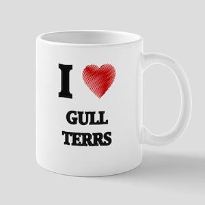I love Gull Terrs Mugs