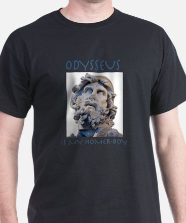 Odysseus Is My Homer-Boy T-Shirt