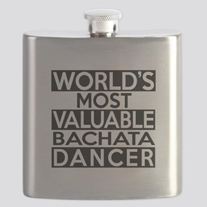World's Most Valuable Bachata Dancer Flask