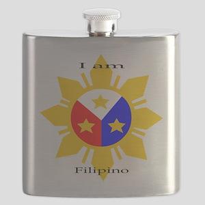 I am Filipino Flask