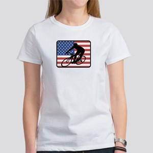 American Cycling Women's T-Shirt