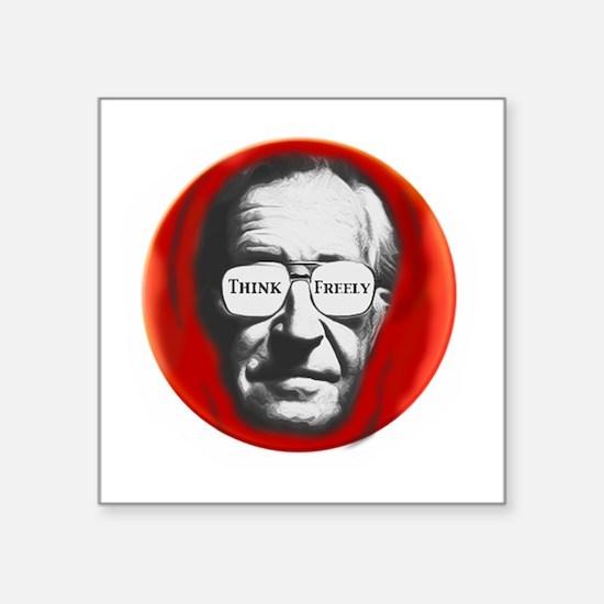 Noam Chomsky Sticker