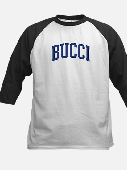 BUCCI design (blue) Kids Baseball Jersey