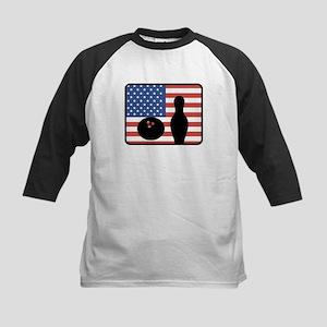 American Bowling Kids Baseball Jersey