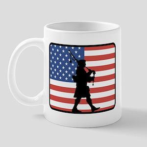 American Bagpipes Mug