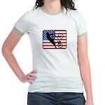 American BMX Jr. Ringer T-Shirt