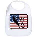 American BMX Bib