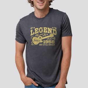 Legend Since 1958 Women's Dark T-Shirt