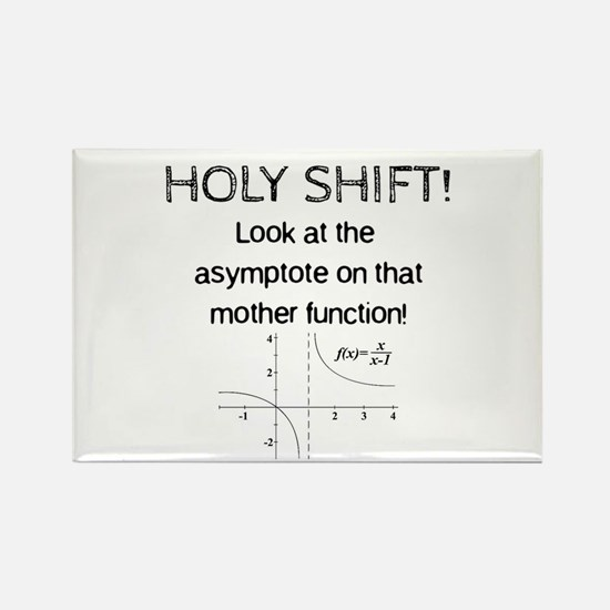 Holy Shift! Magnets