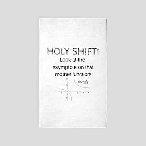 Holy Shift! Area Rug