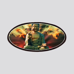 Buddha Sunrise Patch