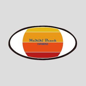 Hawaii - Waikiki Beach Patch