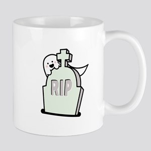 Ghost Grave Mugs