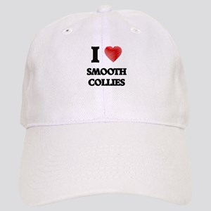 I love Smooth Collies Cap
