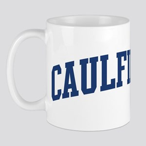 CAULFIELD design (blue) Mug