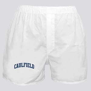 CAULFIELD design (blue) Boxer Shorts