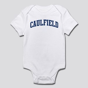 CAULFIELD design (blue) Infant Bodysuit