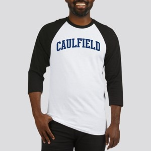 CAULFIELD design (blue) Baseball Jersey