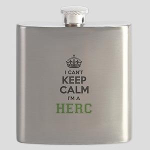 Herc I cant keeep calm Flask