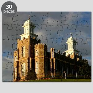 Logan temple Puzzle