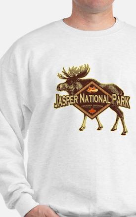 Jasper Natl Park Moose Jumper