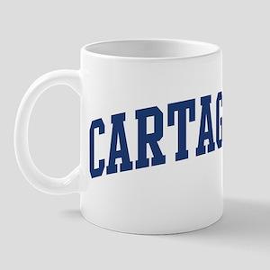 CARTAGENA design (blue) Mug
