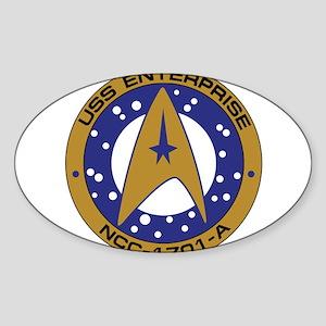 Enterprise 1701-A Sticker