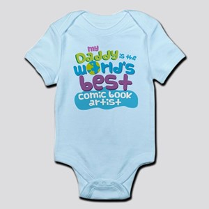 Comic Book Artist Gifts for Kids Infant Bodysuit