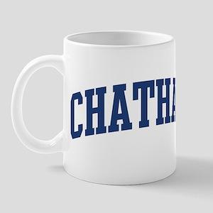 CHATHAM design (blue) Mug