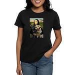 Mona / Labrador Women's Dark T-Shirt