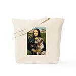 Mona / Labrador Tote Bag