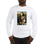 Mona / Labrador Long Sleeve T-Shirt