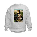 Mona / Labrador Kids Sweatshirt