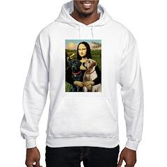 Mona / Labrador Hoodie
