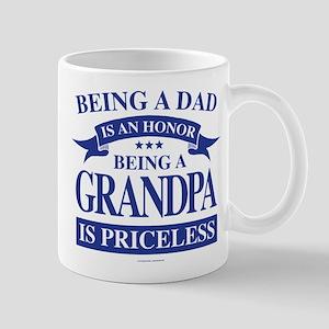 Being a Grandpa is an Honor Mugs