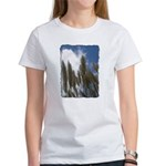 Pampas Grass - Burned Edge Women's T-Shirt