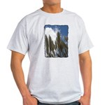 Pampas Grass - Burned Edge Light T-Shirt
